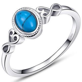 ★大人気商品★ SILVER925 シルバー925 ターコイズ リング 指輪(リング(指輪))