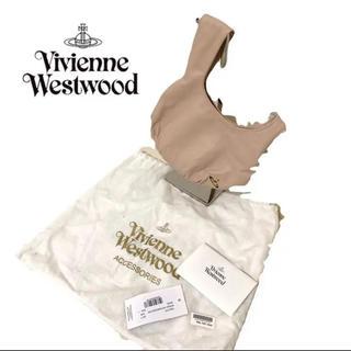 Vivienne Westwood - 【新品】ヴィヴィアンウエストウッド ハンドバッグ 薄ピンク レディース 本革