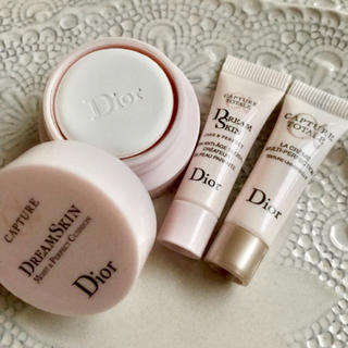 Dior - 【3品3832円分】ドリームスキン ケアパーフェクト クッション クリーム