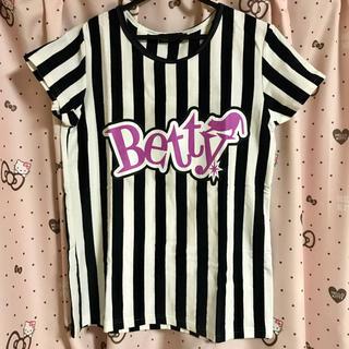 ベティクラブ(BETTYCLUB)の子供服 「Betty」(Tシャツ(半袖/袖なし))