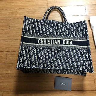 Dior - Christian Dior ディオール ブックトートスモール