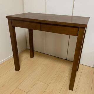 ムジルシリョウヒン(MUJI (無印良品))の机(無印良品)(学習机)