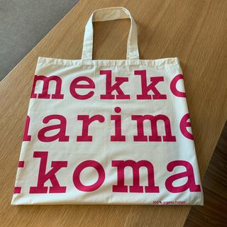 marimekko - マリメッコ marimekko ロゴトートバッグ