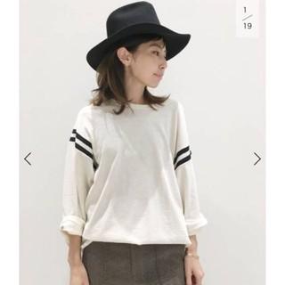 L'Appartement DEUXIEME CLASSE - シュタンバウム 長袖Tシャツ