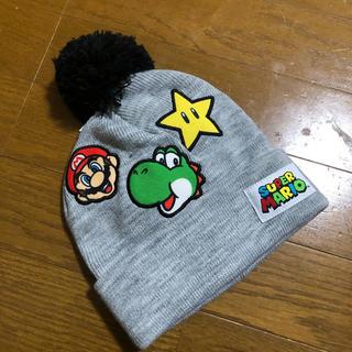 【新品】H&M マリオ ニット帽