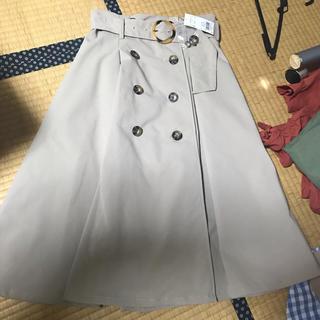 dazzlin - 新品ダズリン トレンチスカート
