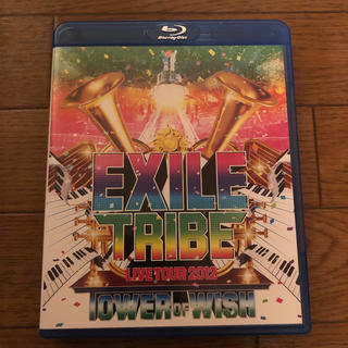 EXILE TRIBE - EXILE TRIBE LIVE TOUR 2012 TOWER OF WISH