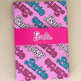 バービー(Barbie)のBarbie 綿  生地(生地/糸)