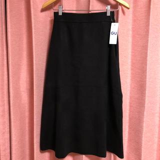GU - ニットスカート