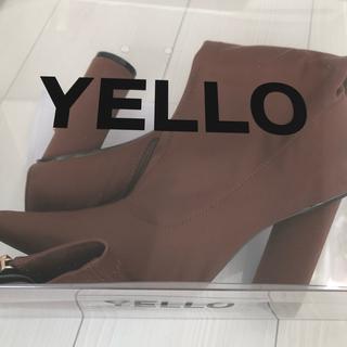 イエローブーツ(Yellow boots)の❤︎ BROWN SUGER SHORT ❤︎(ブーツ)