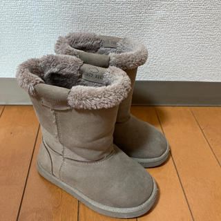 ザラ(ZARA)の16.0cm ZARA girls ブーツ(ブーツ)