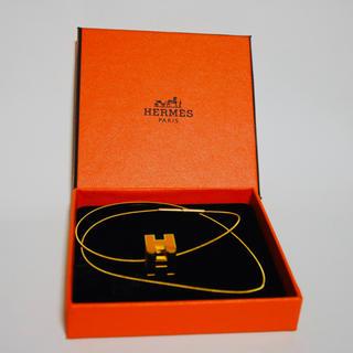 Hermes - ⭐️美品 エルメス キューブネックレス