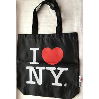 サントリー(サントリー)の新品 ペプシNEX トートバッグ3枚セット アイラブニューヨークNY 黒と白(トートバッグ)