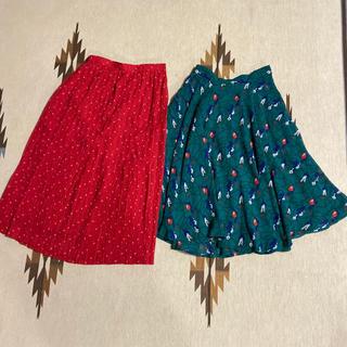 スライ(SLY)のSLY chesty スカート(ひざ丈スカート)