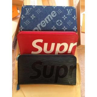 Supreme - 3つ Supreme シュプリーム 長財布
