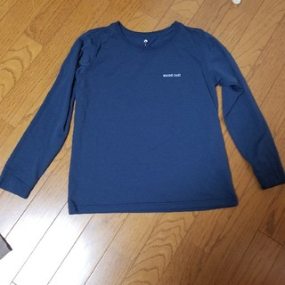mont bell - mont-bell レディースロングTシャツ