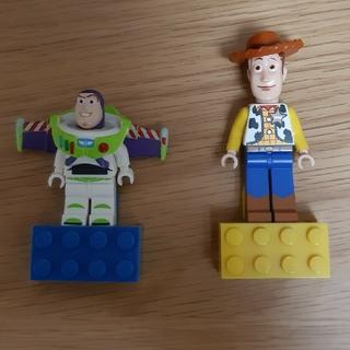 レゴ(Lego)のトイ・ストーリーLEGOマグネット(キャラクターグッズ)