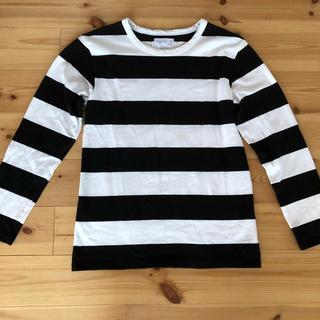 アニエスベー(agnes b.)のSサイズ アニエスベー ボーダーロンT(Tシャツ(長袖/七分))