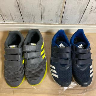 adidas - アディダス スニーカー 23cm 23.5cm 2足セット