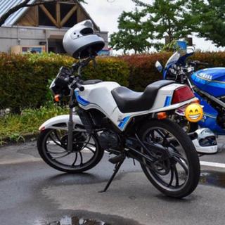 ヤマハ - rz50 1HK
