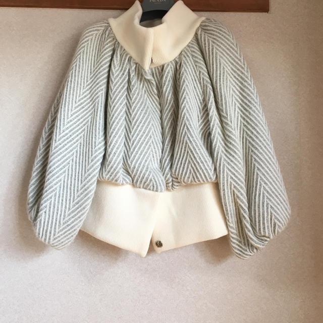 BARNEYS NEW YORK(バーニーズニューヨーク)の専用です。muller プルゾン  レディースのジャケット/アウター(ブルゾン)の商品写真