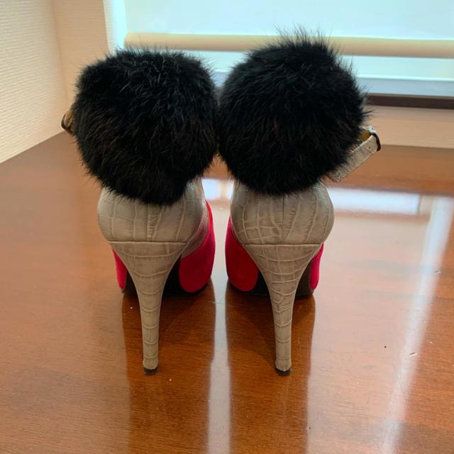 DIANA(ダイアナ)のダイアナ ブーティ ハイヒール レディースの靴/シューズ(ハイヒール/パンプス)の商品写真