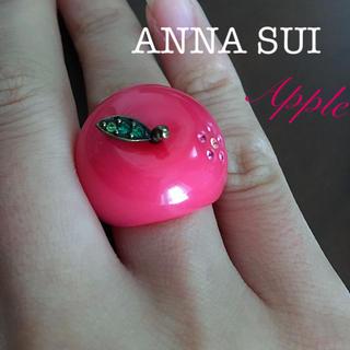 アナスイ(ANNA SUI)のアナスイ♡りんごリング(リング(指輪))