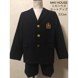 mikihouse - MIKI HOUSE Collection ミキハウス セットアップ 100cm