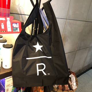 Starbucks Coffee - スタバエコバッグ リザーブ BAGGU Starbucks 2