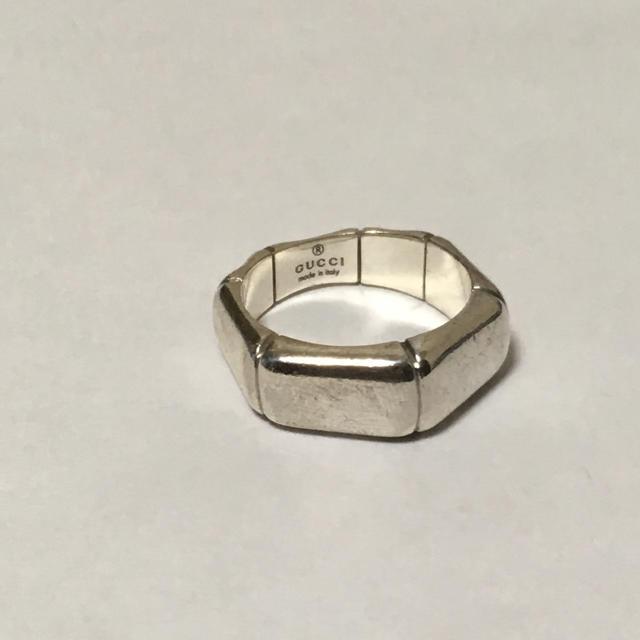 Gucci(グッチ)のグッチ リング  シルバー メンズのアクセサリー(リング(指輪))の商品写真
