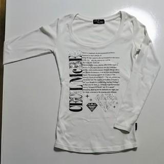 セシルマクビー(CECIL McBEE)のセシルマクビー ロンT(Tシャツ(長袖/七分))
