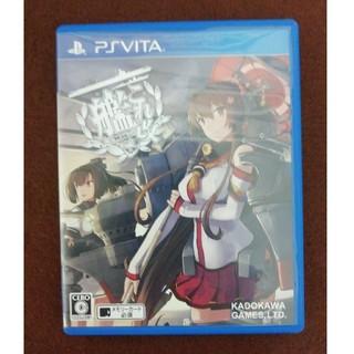 PlayStation Vita - 中古 艦これ改 Vita