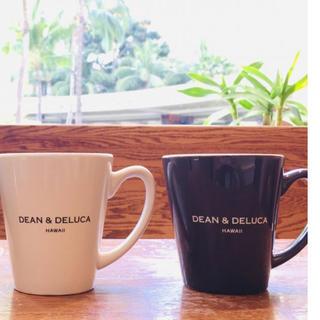 ディーンアンドデルーカ(DEAN & DELUCA)のDEAN&DELUCA ハワイ ペアマグ(グラス/カップ)