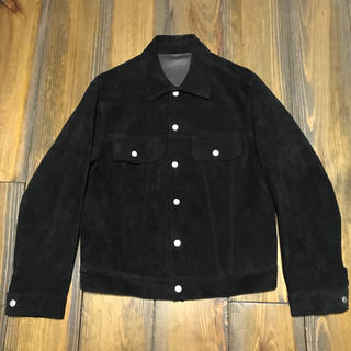 sisi - Sisii Suede Leather 3rd Type Jacket