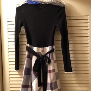 BURBERRY BLUE LABEL - クレストブリッジ  ワンピース
