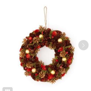 フランフラン(Francfranc)の週末お値下げ‼︎ Francfranc クリスマスリース 完売品(リース)