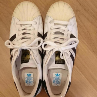 adidas - adidas 24センチ スーパースター