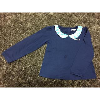 フタフタ(futafuta)の値下げ‼️ ✨新商品✨futafuta 襟付長袖Tシャツ サイズ120(Tシャツ/カットソー)
