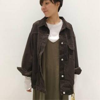 L'Appartement DEUXIEME CLASSE - アパルトモン 【REMI RELIEF】Corduloy Jacket