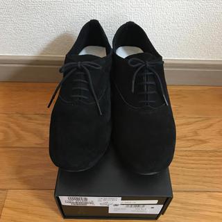 レペット(repetto)の【新品未使用】レペット やぎ革 スウェード ZIZI(ローファー/革靴)