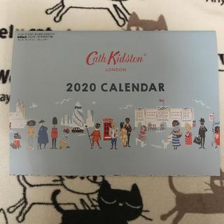 キャスキッドソン(Cath Kidston)のキャスキッドソン2020年カレンダー InRed特別付録(カレンダー/スケジュール)