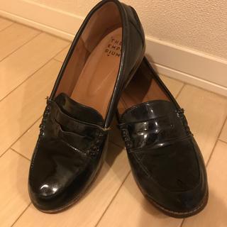 ジエンポリアム(THE EMPORIUM)のローファー 黒(ローファー/革靴)