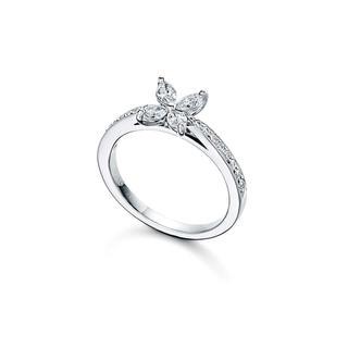 ティファニー(Tiffany & Co.)のティファニービクトリアリング(リング(指輪))