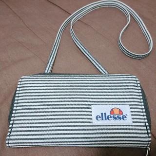 エレッセ(ellesse)の【ellesse】お財布ポシェット セブンイレブン限定(ショルダーバッグ)