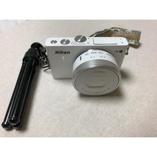 Nikon - Nikon J4 ミラーレス一眼 中古美品 SD付き