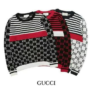Gucci - GUCCI ニットセーター 男女兼用 [2枚11000円送料込み]