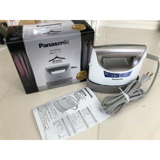 Panasonic - パナソニック 衣類スチーマー(シルバー調) NI-FS750-S