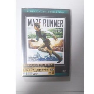 メイズ・ランナー DVDコレクション DVD(外国映画)