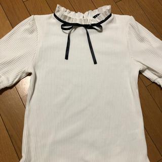 INGNI - INGNI 量産型 ニットTシャツ