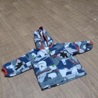 パタゴニア(patagonia)のパタゴニア 男の子フリース サイズ6M(ジャケット/コート)